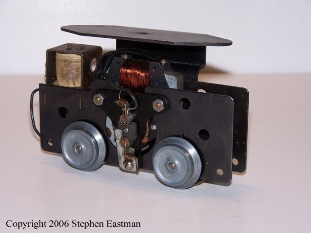 guide to marx locomotive motors