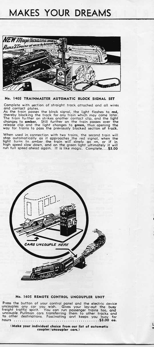 Marx 1405 Train Master Block Signal - Model Train Forum ... Marx Train Wiring Diagrams on train seats, train engine diagrams, train suspension, train parts, train horn diagrams, train drawings, train battery,